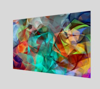 Aperçu de Abstract 3540 Art Print