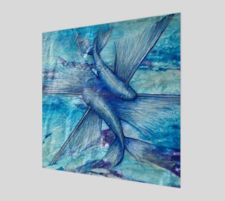 Catalina Flying Fish Art preview