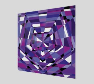 Purple Geometric Abstract preview