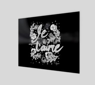 Je t'aime preview
