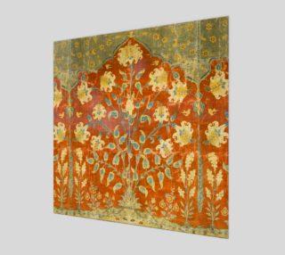 Aperçu de Boho Magic Carpet  - Burnt Orange - Wall Art
