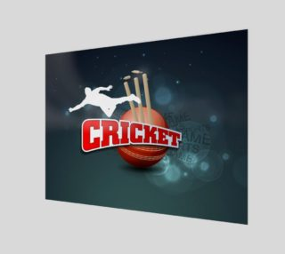 Cricket Poster preview