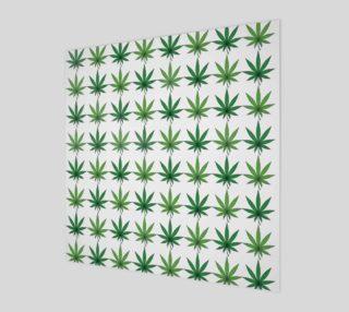 Marijuana Green Pot Leaf preview