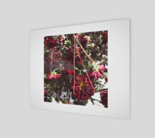 Romantiques fleurs d'automne preview