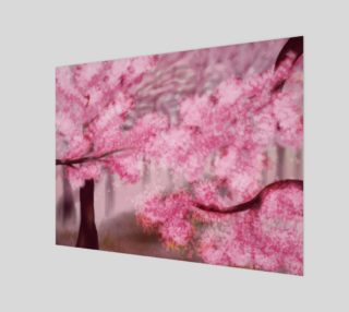 Blooming Sakura Trees preview