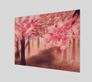 Blooming Sakura Trees3 preview