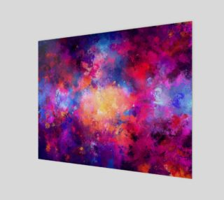Abstract painting preview