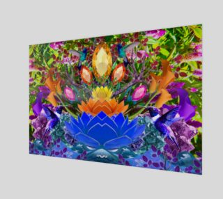 Peaceful Lotus Garden preview