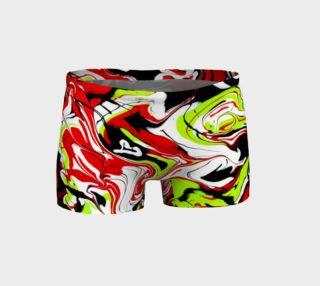 Aperçu de Circus Swirl Boy Shorts