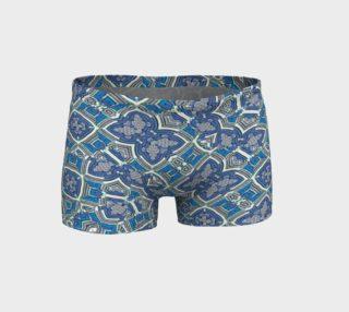 Luxury Modern Geometric Pattern Shorts preview