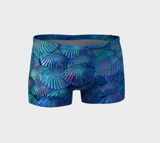 Blue Scale Shorts  preview