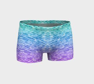 Mystic Mermaid Shorts preview