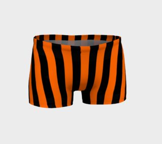 Black and Orange Stripes preview