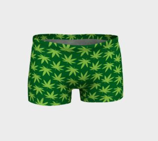 Green Leaf Pattern preview
