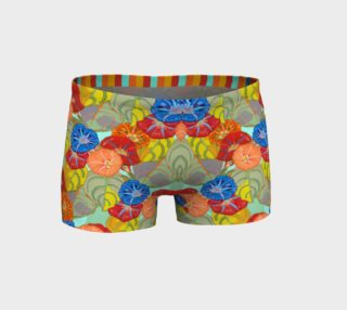 Hot Floral Shorts preview