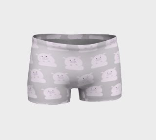 Pink Piggies on Grey preview