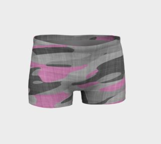 Gray and Pink Camouflage abstract preview