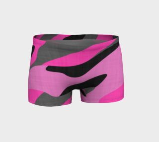 Pink Black and Gray Camo abstract 33 preview