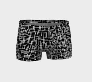 Aperçu de komada v.2 workout shorts