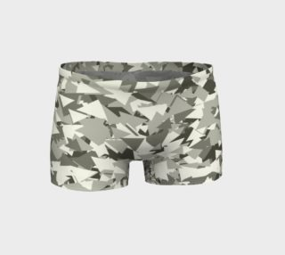 Choppie Geometric Fitness Shorts  preview