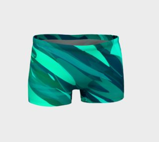 Teal Tempest Shorts preview