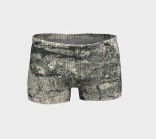 Dictionary Print Workout Shorts preview