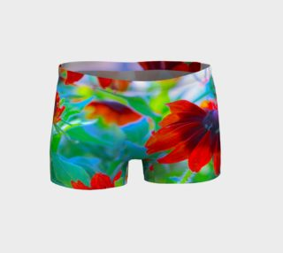 favorite flower shorts preview