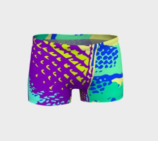 Purple Pineapple Short preview
