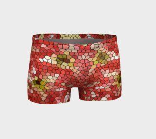 Garden Tessera Shorts preview