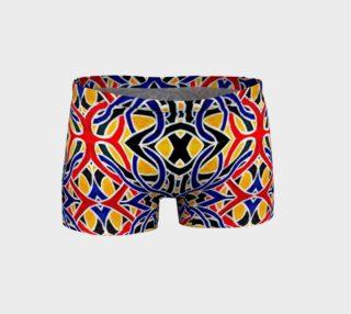 Incan Maze Shorts preview