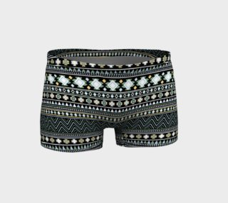 Ladies Fair Isle Shorts preview
