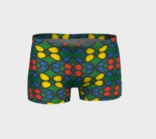 Belle Isle Mosaic Shorts preview