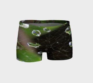 Water Web - Art Wear Shorts by Danita Lyn preview