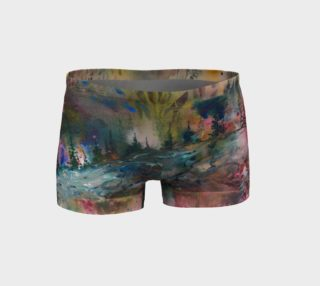 Aperçu de forest bathing shorts