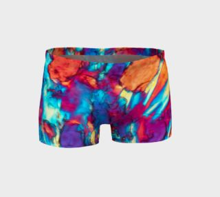 Rainbow Shorts preview