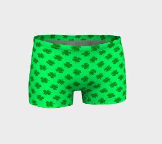 Lucky Leprechaun Shorts preview