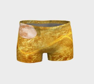 EverLuna Golden shorts preview