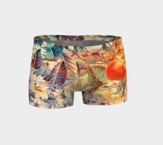 shorts flowers and fruits preview