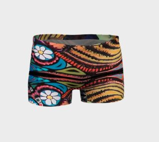 Trippin Shorts preview