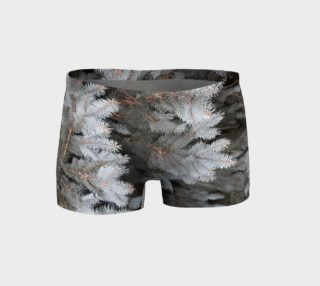 Chilly Pine Shorties preview
