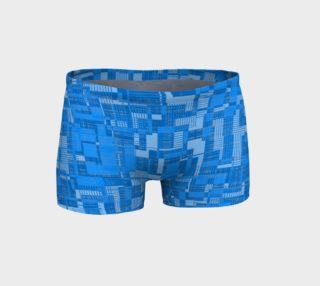 zabuna workout shorts preview