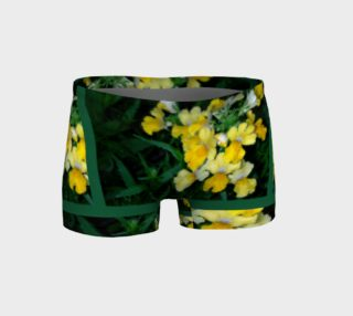 Yellow Flowers & Green preview