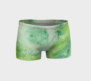 Fleur Verte Shorts preview