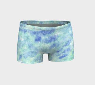 Blue lagoon Shorts preview