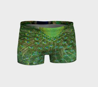 Peacock Wheel Shorts preview