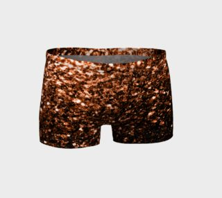Beautiful Bronze Orange Brown glitters sparkles preview