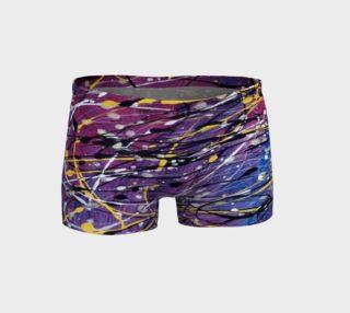 Galaxie Éclairante Shorts preview