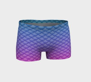 Party Exclusive Mermaid Shorts preview