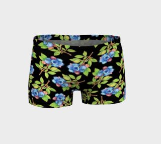 Blueberry Sprig Shorts preview