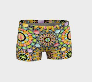 Aurora Geometric Shorts preview